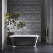 The Avon Cast Iron Skirted Bath Tub
