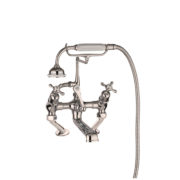 The Mull Deck Mounted  Bath & Shower Mixer