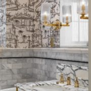 The Single Lowther Vanity Basin Suite