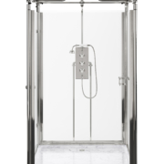 The Mersey Freestanding Shower