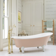 The Whitewater Single Ended Cast Iron Bath Tub