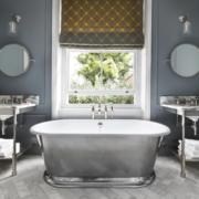 The Avon Cast Iron Skirted Bath Tub