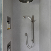 "Shower Rose 300mm (12"") - Easy Clean"