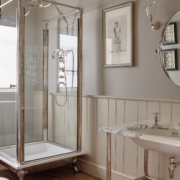 The Spittal Freestanding Shower